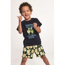 Chlapecké pyžamo Avocado 2  tmavěmodrá