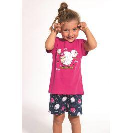 Dívčí pyžamo Sleep  růžová