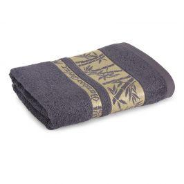 Bambusový ručník Bowen  oranžová