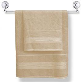 Bambusový ručník Moreno kapučíno 50x90 cm Ručník