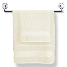 Bambusový ručník Moreno krémový 50x90 cm Ručník