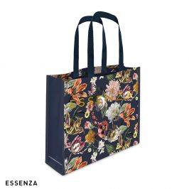 Nákupní taška Essenza Home Filou tmavěmodrá 42x12x35 Nákupní taška
