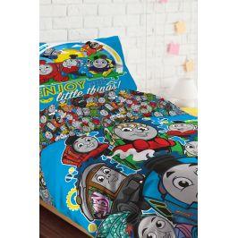 Dětské povlečení Thomas 140x200 jednolůžko - standard bavlna