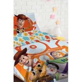 Dětské povlečení Toy Story 140x200 jednolůžko - standard bavlna