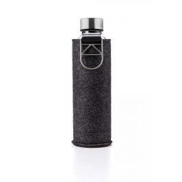 Skleněná láhev s plstěným obalem EQUA 750ml Objem: 750ml Lahev