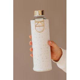 Skleněná láhev s koženým obalem EQUA Essence 750ml Objem: 750ml Lahev