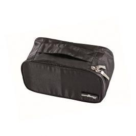 Cestovní pouzdro na spodní prádlo 26 x 13 cm černá
