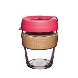 Cestovní hrnek Keepcup růžový s korkem 340 ml Objem: 340ml Cestovní hrnek