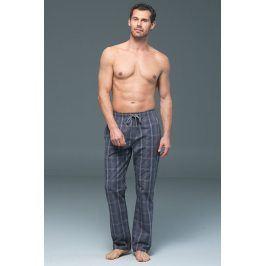 Pánské pyžamové kalhoty Stuart  antracitová
