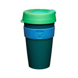 Cestovní hrnek Keepcup zelený 454 ml Objem: 454ml Cestovní hrnek