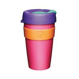 Cestovní hrnek Keepcup růžový 454 ml Objem: 454ml Cestovní hrnek