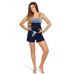 Elegantní dámské pyžamo Colette Navy  tmavěmodrá