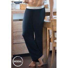 Pánské kalhoty BLACKSPADE Silver mikromodal  černá