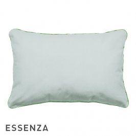 Dekorační polštář Essenza Duke zelený 40x60 cm Zelená