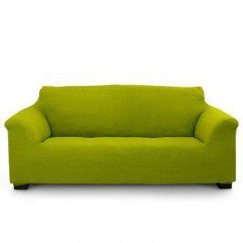 Potah na trojkřeslo Elegant zelený 180-240 zelená