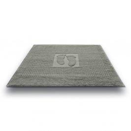 Koupelnová předložka Stopa šedá 50x70 cm bavlna