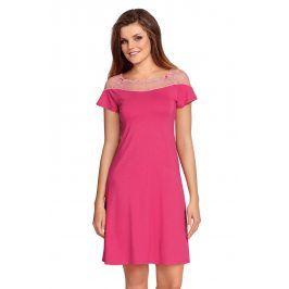 Dámská noční košilka Laurencja  růžová