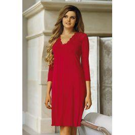 Elegantní košilka Morgana Ruby  rubín