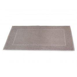 Koupelnová předložka Mozaika šedá 50x80 cm bavlna