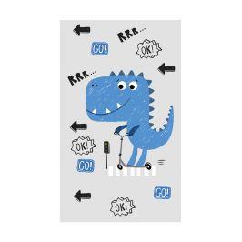 Dětský ručník Dinosaurus 30x50 cm froté