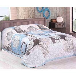 Přehoz Lace 220x240 cm bavlna