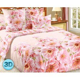 Povlečení Magnolie 220x200 dvojlůžko - standard bavlna