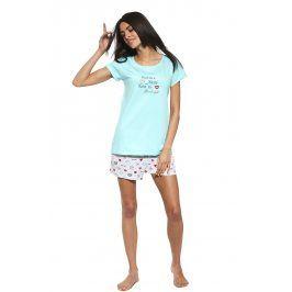 Dámské pyžamo Blogger girl  barevná