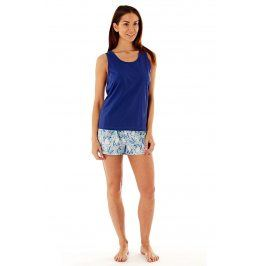 Dámské pyžamo Toucan  modrá