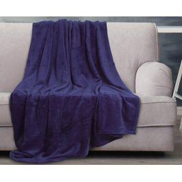 Deka Plain 150x200 cm fialová