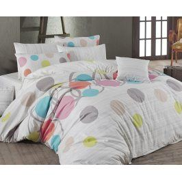 Povlečení Points 140x200 jednolůžko - standard Bavlna