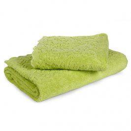 Ručník So Good zelený 50x90 cm Ručník