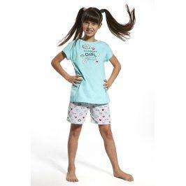 Dívčí pyžamo Blogger Girl  barevná