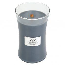 WW svíčka ve skle velká Evening Onyx  šedá