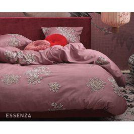 Povlečení Essenza Lauren Dusty rose 140x200 jednolůžko - standard Bavlněný satén