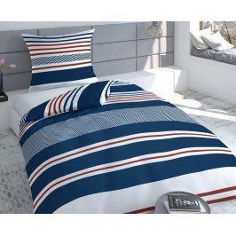 Povlečení Stripes 140x200 jednolůžko - standard bavlna