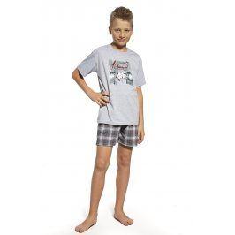 Chlapecké pyžamo Champion  šedá