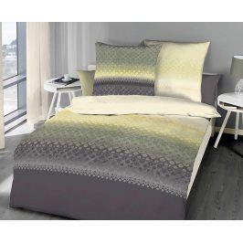 Povlečení Fluent Kiwi 140x200 jednolůžko - standard bavlna