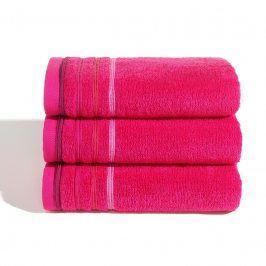 Ručník Jasmina růžový 30x50 cm Ručník malý