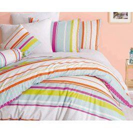 Povlečení Line 140x200 jednolůžko - standard bavlna