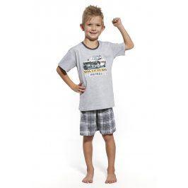 Chlapecké pyžamo Patrol  šedá