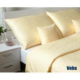 Povlečení Geon Bubliny žluté 140x200 jednolůžko - standard bavlna