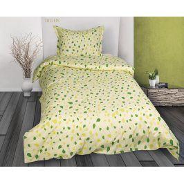 Povlečení Melinda 140x200 jednolůžko - standard bavlna