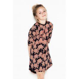 Dívčí noční košile Palm Trees  vícebarevná