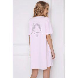 Dámská noční košile Angel růžová  ruzova