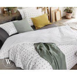 Povlečení Walra Odd Twins 140x200 jednolůžko - standard bavlna