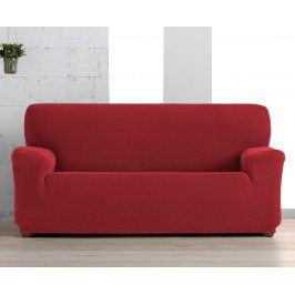 Potah na trojkřeslo Creta červený 180- 230 cm červená