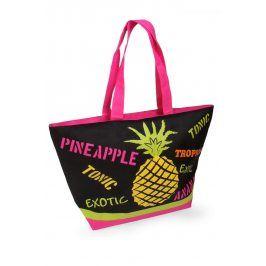 Plážová taška Acapulco Ananas  barevná