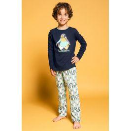 Chlapecké pyžamo Dream and discover  nám.modrá