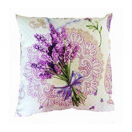 Povlak na polštářek Lavender 50x70 cm fialová
