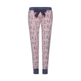 Dámské kalhoty na spaní Paris  růžová